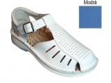 Ortopedická obuv, 030053 modrá