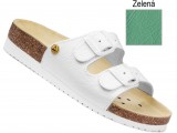 Ortopedická ESD obuv, 080053 zelená