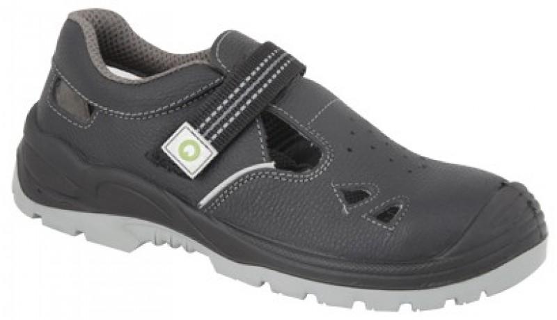 Celokožená obuv ARSAN S1P