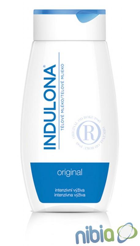 Telové mlieko INDULONA ORIGINÁL 250ml