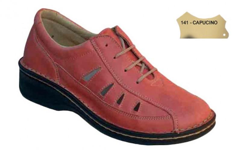 Dámske ortopedické topánky 07-791, capucino - 141