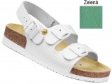 Ortopedická ESD obuv, 080462 zelená