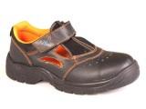 Pracovné sandále MINSK S1, s oceľovou špicou v