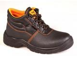 lenková obuv TALLIN S1, s oceľovou špicou v