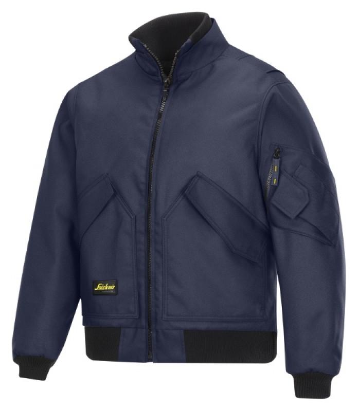 Bunda zimná Pilot 1129, námornícká modrá