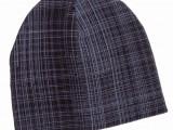 Zimná čapica IVAN, Čierno-šedá