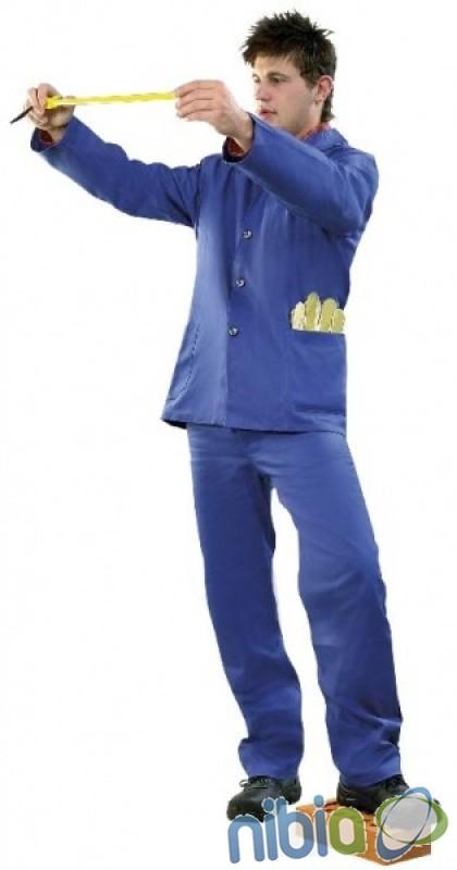 Pracovné odevy JARDA súprava modrá v