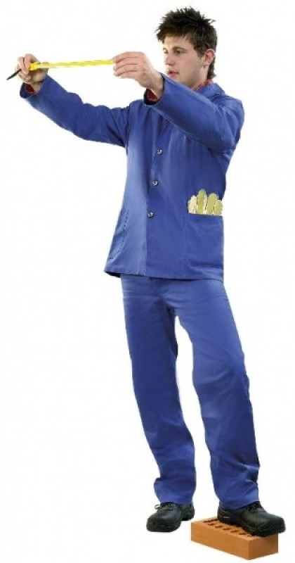 Pracovné odevy JARDA súprava modrá
