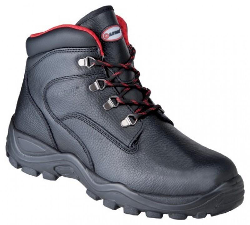 Celokožená obuv HUMMER S3
