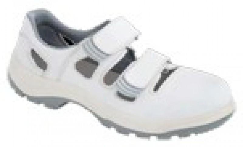 Celokožené sandále WHITESAN O1