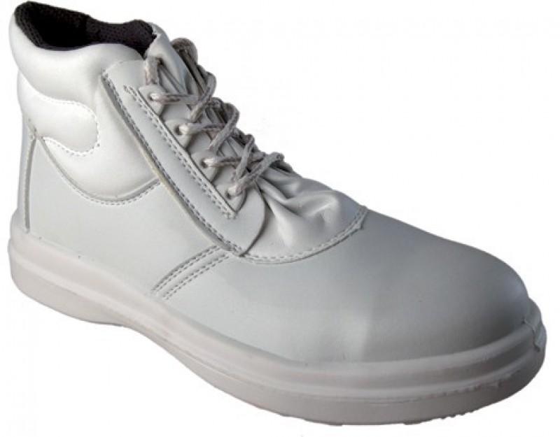 Biela obuv PANDA HIGH WHITE