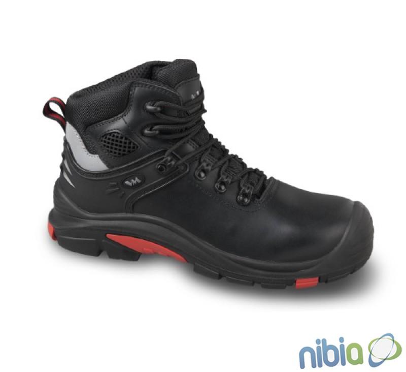 Členková bezpečnostná obuv DALLAS 5430-S3