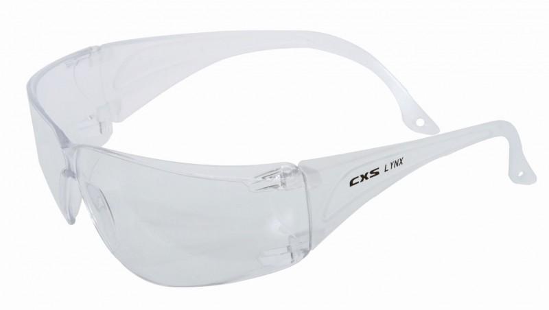 Ultraľahké okuliare SPECTACLES CXS LYNX, Biela