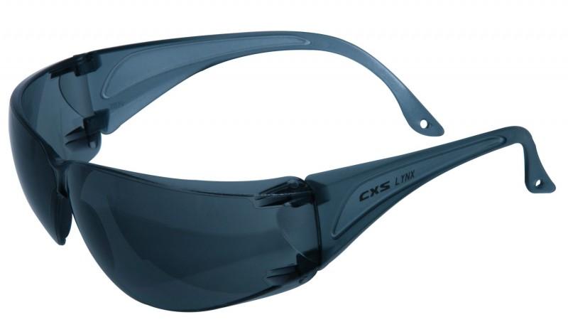 Ultraľahké okuliare SPECTACLES CXS LYNX, Čierna