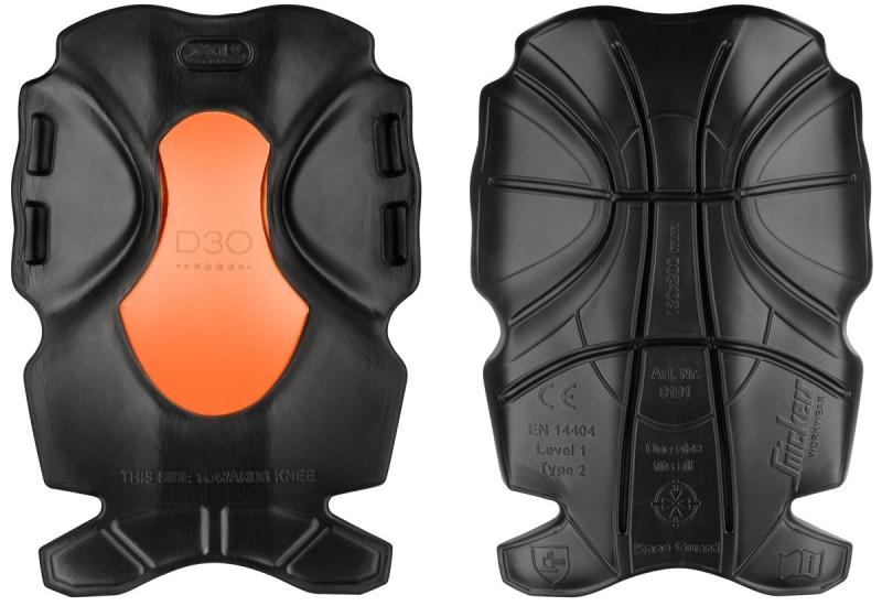 Kolenné chrániče XTR-D30 EN 14404 9191