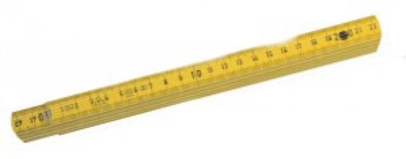 Meter skladací drevený B3506G DU