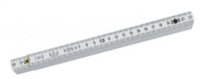 Meter skladací drevený B3507W DU