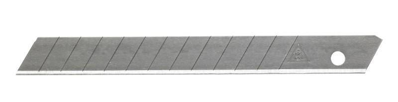Brity náhradné pre nôž odlamovacie šírka 9mm RB BK-9 10Stck