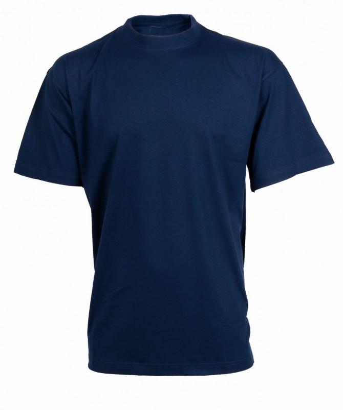 Tričko daniel s krátkymi rukávmi, Tmavo-modrá
