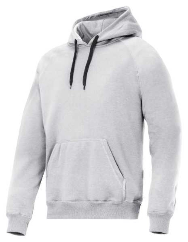 Mikina Classic s kapucňou 2800, šedá