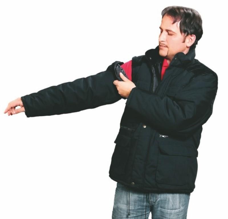 Zateplená bunda GEORGIA bavlnená