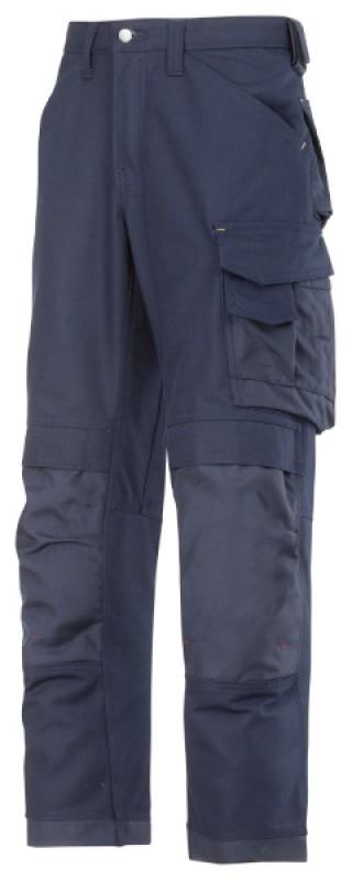 Nohavice Canvas+™ remeselnícke 3314, námornícká modrá - námornícká modrá