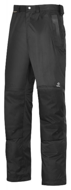 Nohavice APS vodotesné remeselnícke 3378, čierna