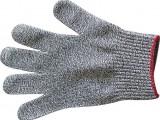 Protirezné rukavice MAX-5 pridané vlákna Brinix