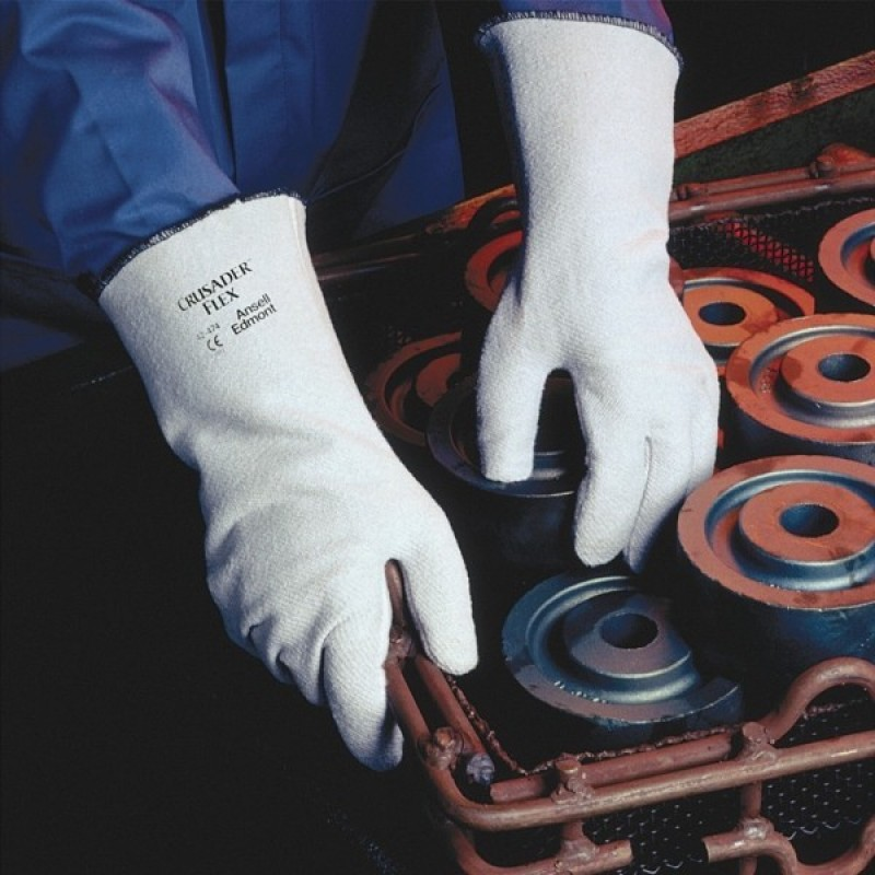 Pracovné nitrilové rukavice