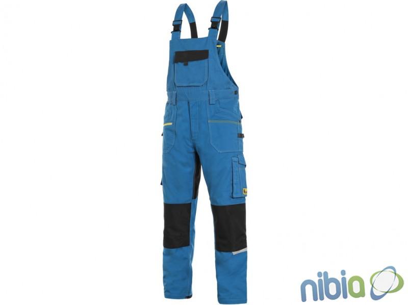 pánske monterkové nohavice CXS STRETCH trakové