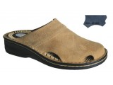 Dámske ortopedické šlapky 05-506, jeans - 003