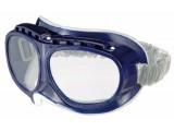Okuliare s čírymi PC sklami uzavreté
