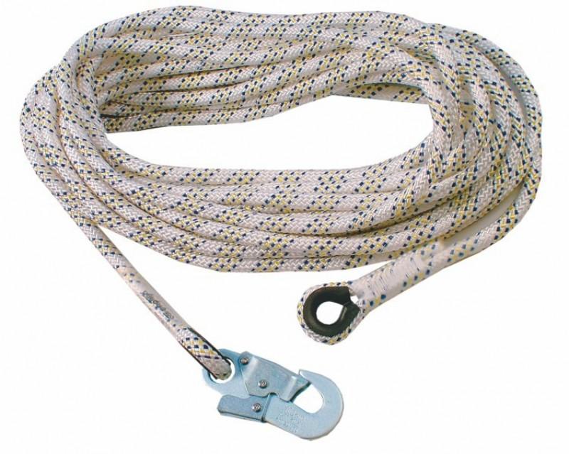 Bezpečnostné lano AC101 20m