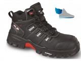 Členková pracovná obuv VM Buffalo 7130-O2 Michelin, celokožená