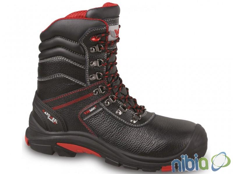 Poloholeňová pracovná obuv 5090-O2 LEEDS
