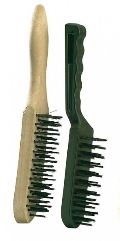 Drôtený kartáč PVC rukoväť