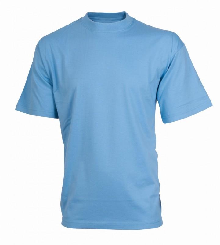 Tričko daniel s krátkymi rukávmi, Svetlo-modrá