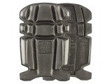 Kolenné chrániče remeselnícke EN 14404 9111, svetlo šedá
