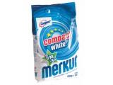 Merkur 6kg White COMPACT – prací prášok
