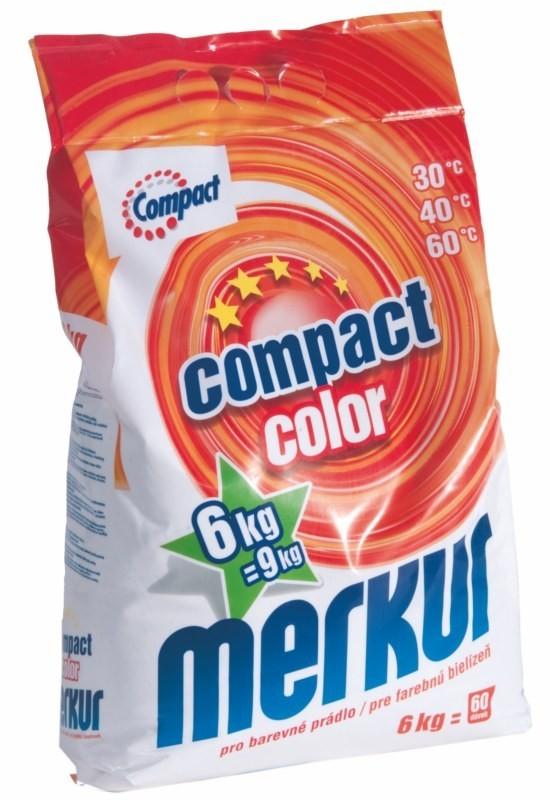 Merkur 6kg Color COMPACT – prací prášok