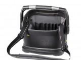 Taška na náradie Flexi® 15 l 9820, čierna - čierna