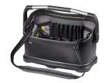 Taška na náradie Flexi® 30 l 9822, čierna - čierna