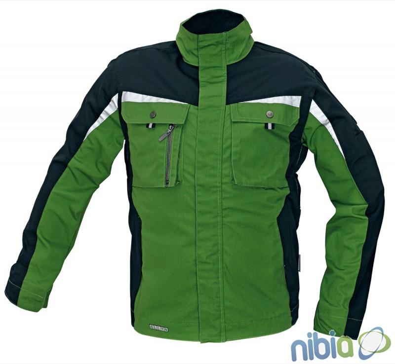 Montérkova bluza ALLYN zelená