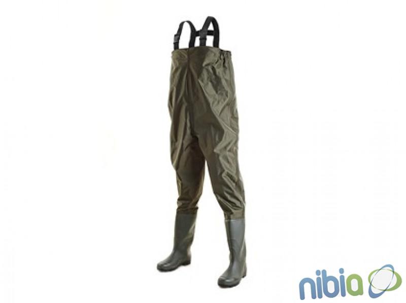 rybárske čižmy s nohavicami FISKERI