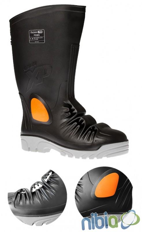 Vysoká pracovná obuv STIMELA XP WELLINGTON S5 M