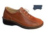 Topánky, dámske, ortopedické 07-790, jeans - 003