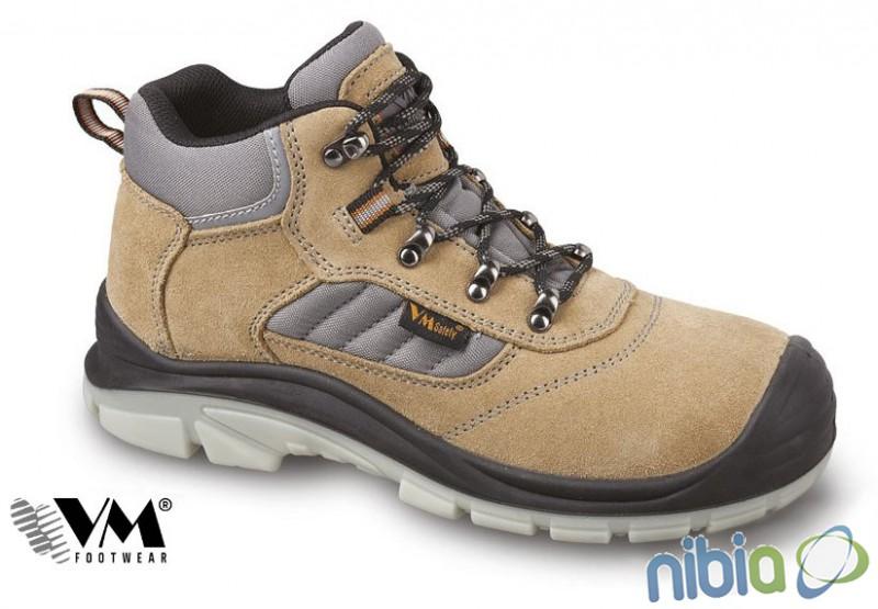 Členková bezpečnostná obuv LISABON 2660-S1