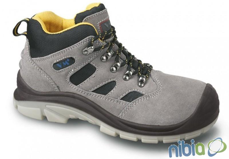 Členková pracovná obuv MADRID 2990-O1, bez oceľovej špice