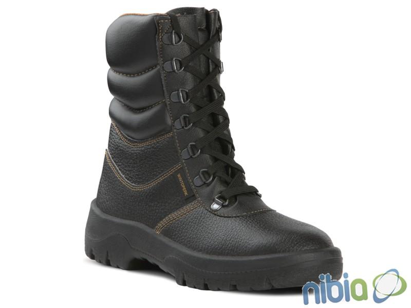 Progress SIGMA obuv poloholeňová S3 CI zateplená