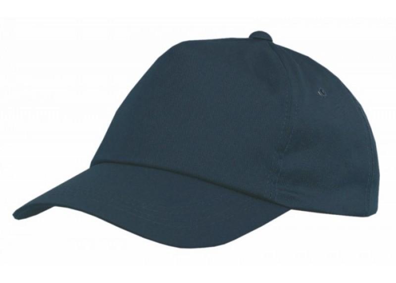 Baseballová čiapka so šiltom PHIL, Tmavo-modrá